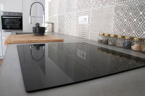 houston concrete countertops
